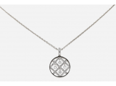Collier en or & diamants 1.19 carat
